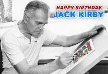 Happy Birthday Jack Kirby!