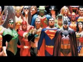 DC Comics Office