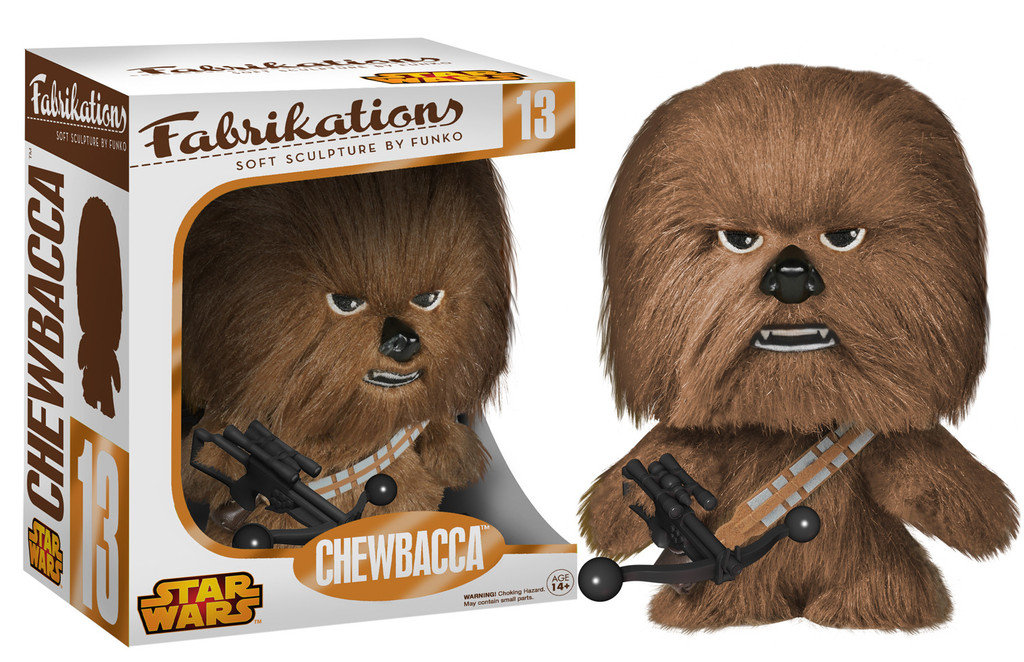 Chewbacca Funko Fabrikations Figure