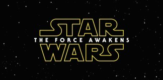 Letter Scroll for Star Wars The Force Awakens!