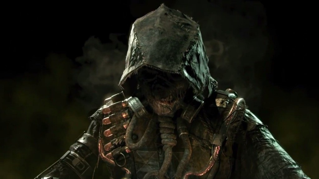 Scarecrow lives up to the name in Akrham Knight