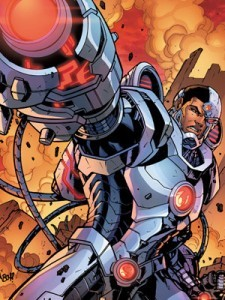 Upcoming Superhero Movies Cyborg Movie