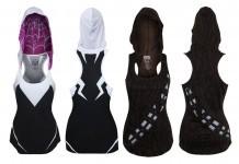 Women's Hooded Costume Tank Tops