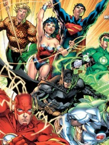Upcoming Superhero Movies Justice League Movie Part 1