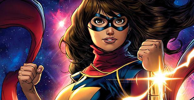 Kamala Khan, Marvel's New Ms. Marvel