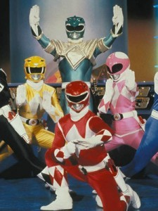 Upcoming Superhero Movies Power Rangers