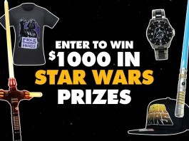 Star Wars: The Force Awakens Contest