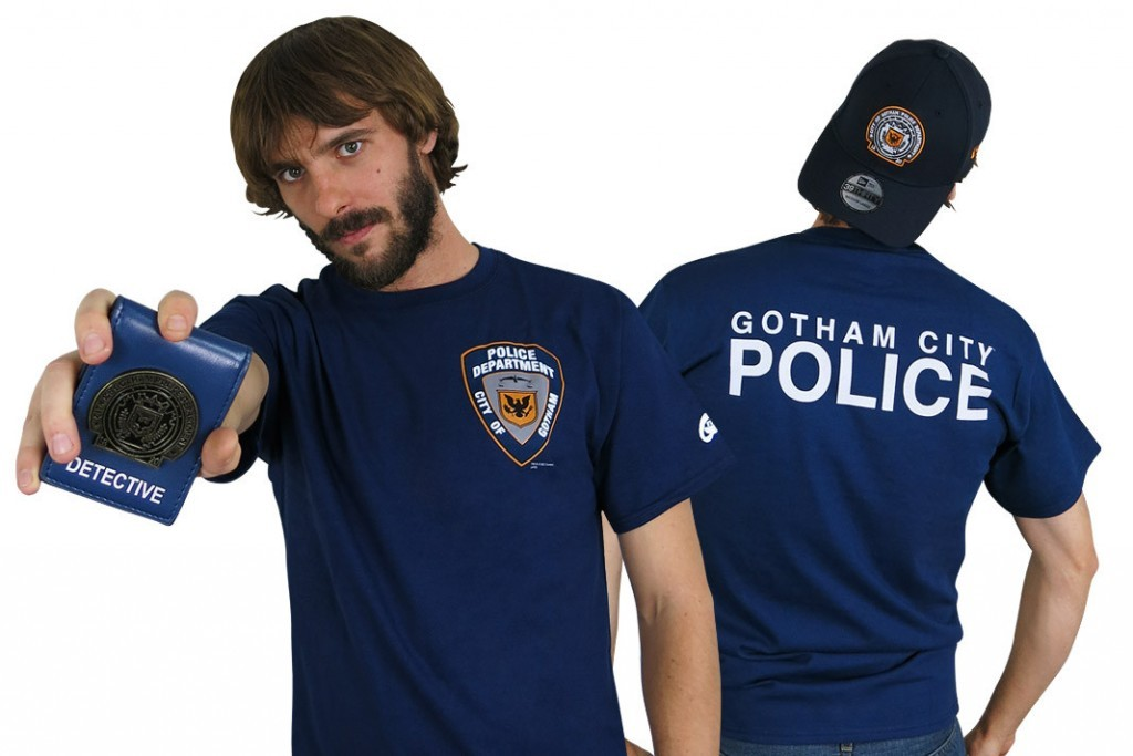 Batman Gotham City Police T-Shirt, $21.99