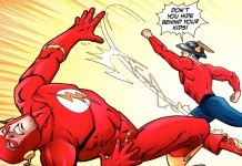 Jay Garrick slams Barry Allen