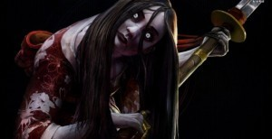 Hisako reminds you how creepy The Exorcist was.