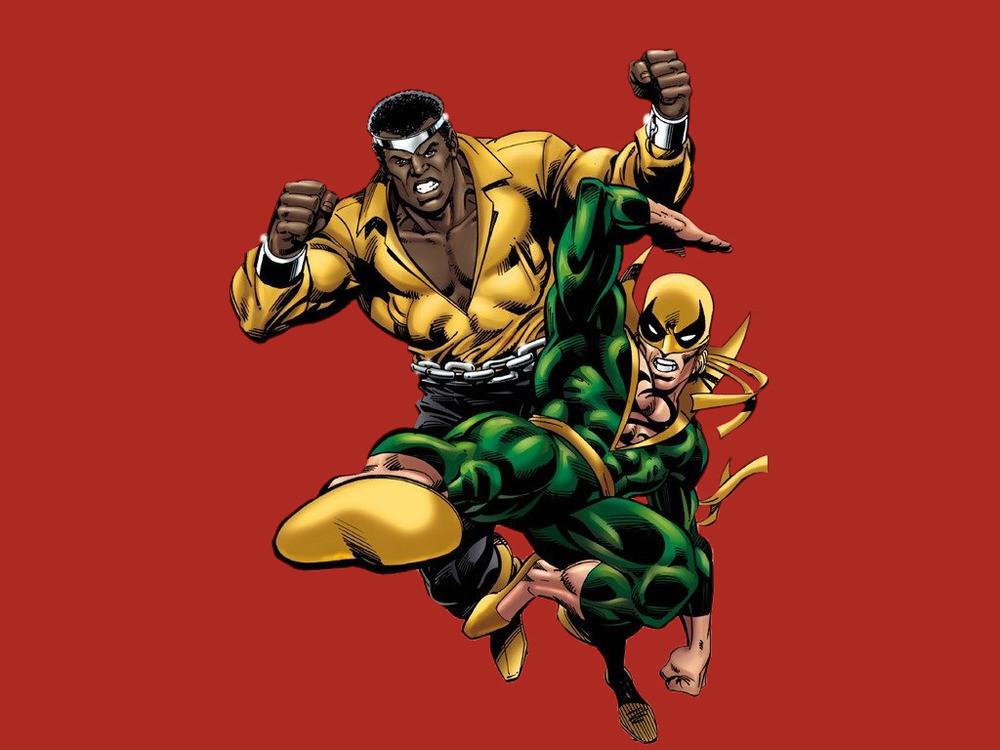 Man iron fist