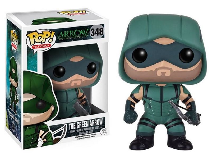 Arrow The Green Arrow Funko Pop Vinyl Figure