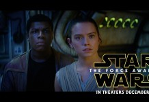 New Star Wars the Force Awakens Trailer!