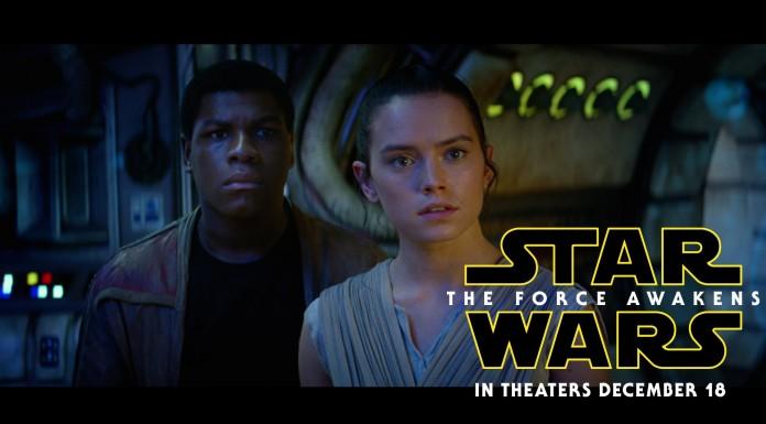 New Star Wars the Force Awakens Trailer!