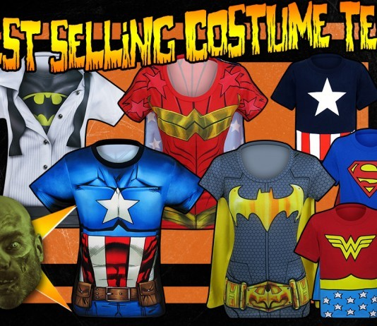 Best Selling Costume T-Shirts!
