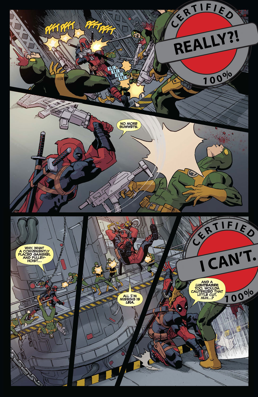 how to read deadpool comics