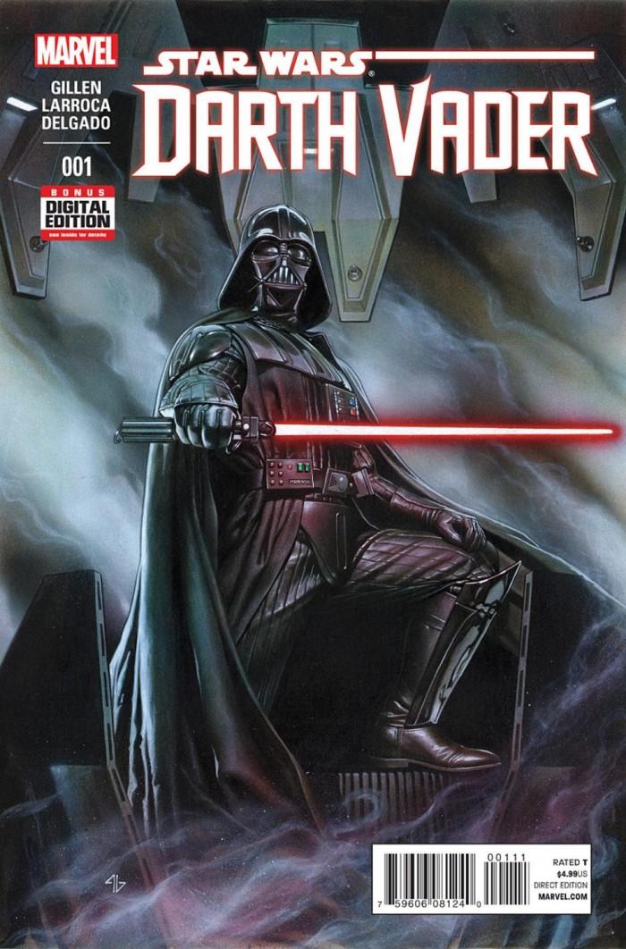 Darth Vader #1 Review