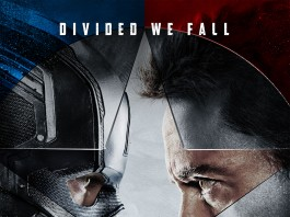 Captain Americ: Civil War Poster