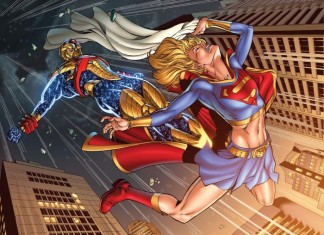 Supergirl meets Reactron in Supergirl episode 3!
