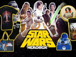Star Wars Saga HeroBox!