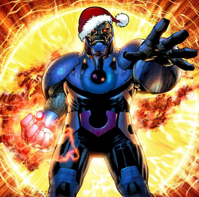 Ask Darkseid!