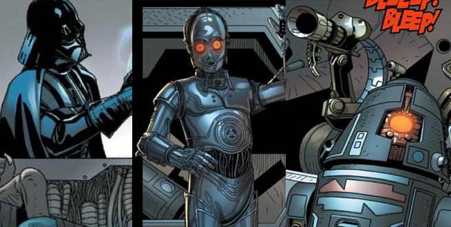 Darth Vader issue #3!