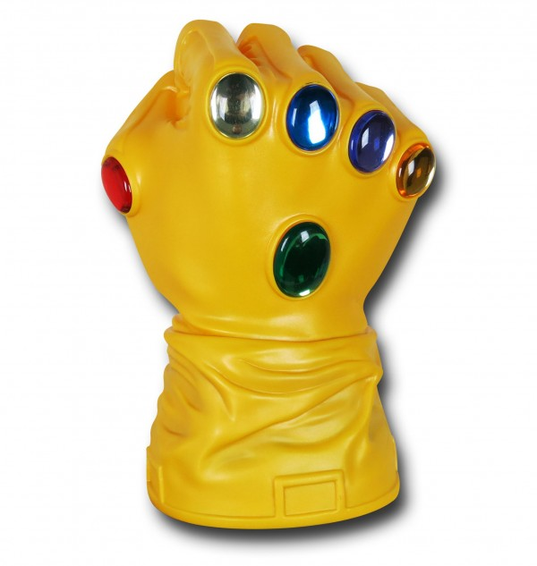 Thanos Infinity Gauntlet Bank!