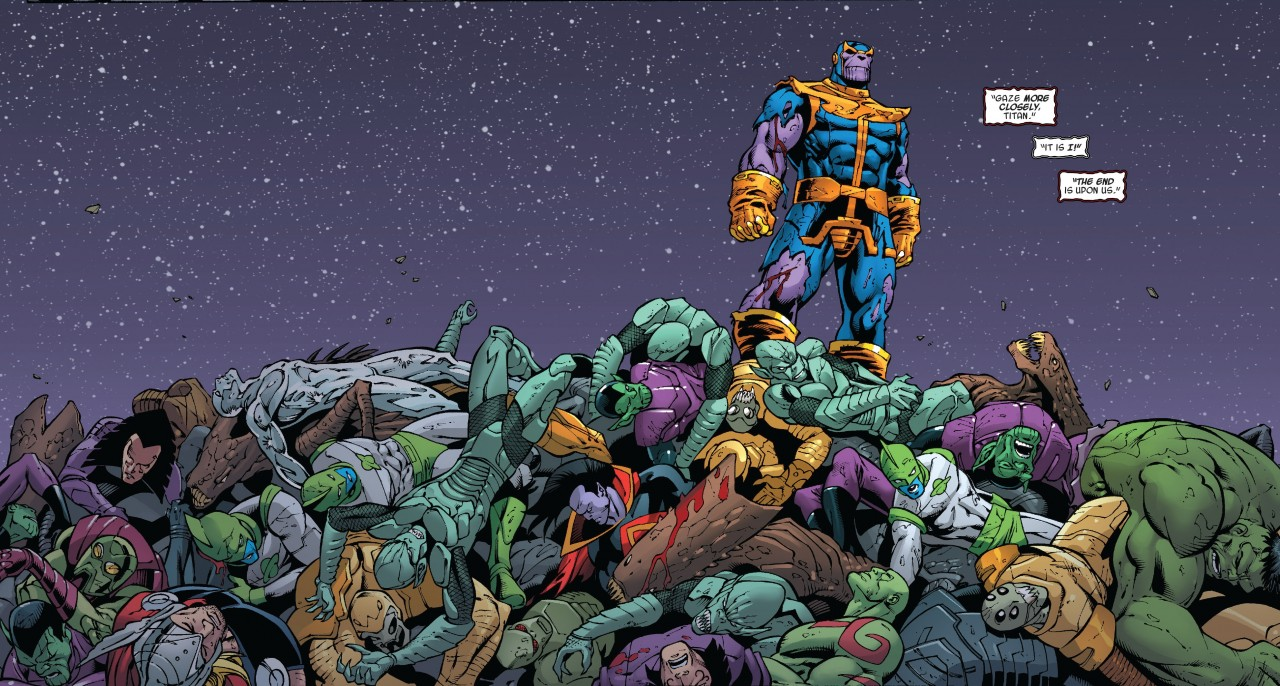 Heres The Count Of Marvel Characters Starring In Infinity