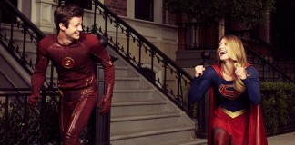 Flash & Supergirl!