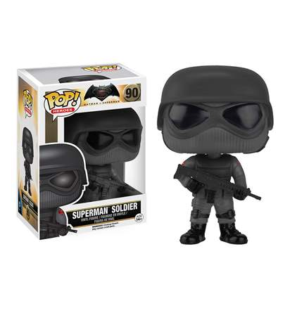 Batman Vs Superman Soldier Pop Vinyl Figure