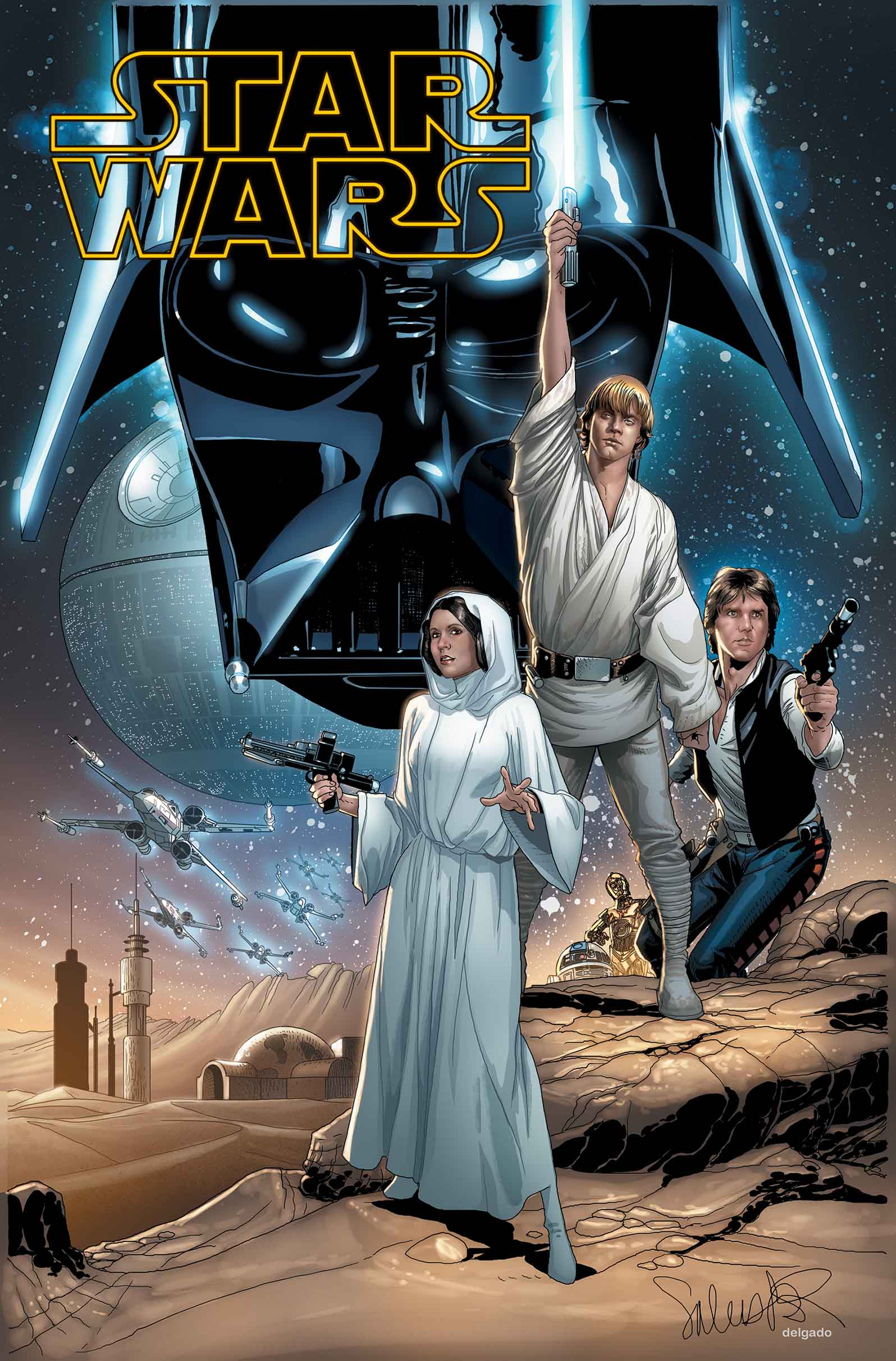 celebrate may the 4th with true believers star wars comics. Black Bedroom Furniture Sets. Home Design Ideas