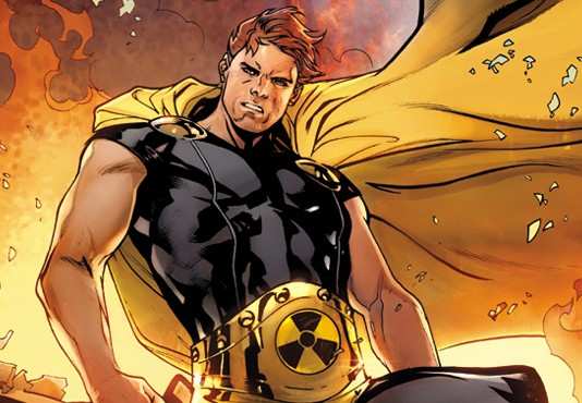 Hyperion #1 Review!