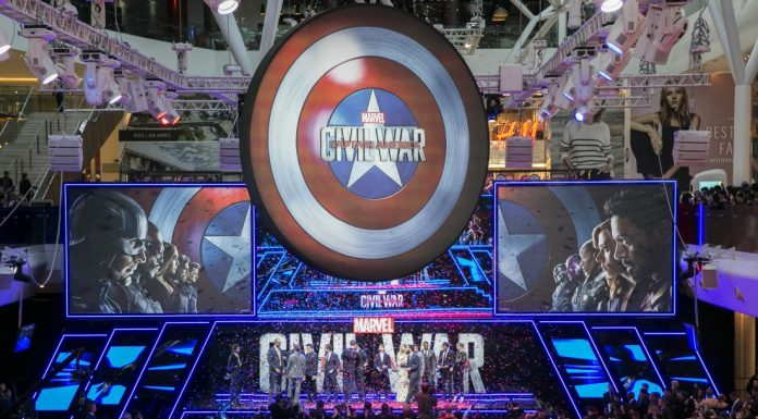 The Cast and Crew of Civil War Celebrate Premieres Around the World!