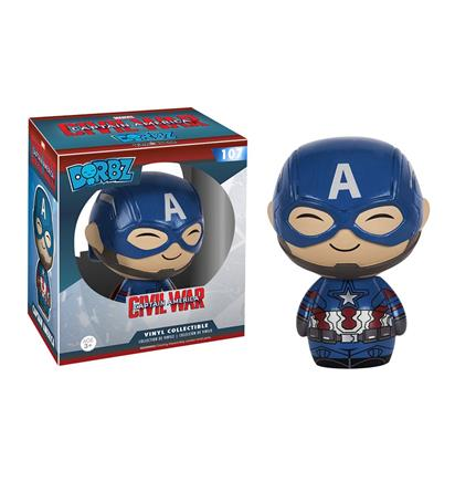 Captain America Civil War Dorbz Figure