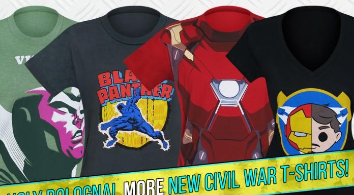 Civil War T-Shirts
