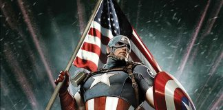 Our Top 5 Military Superheroes!