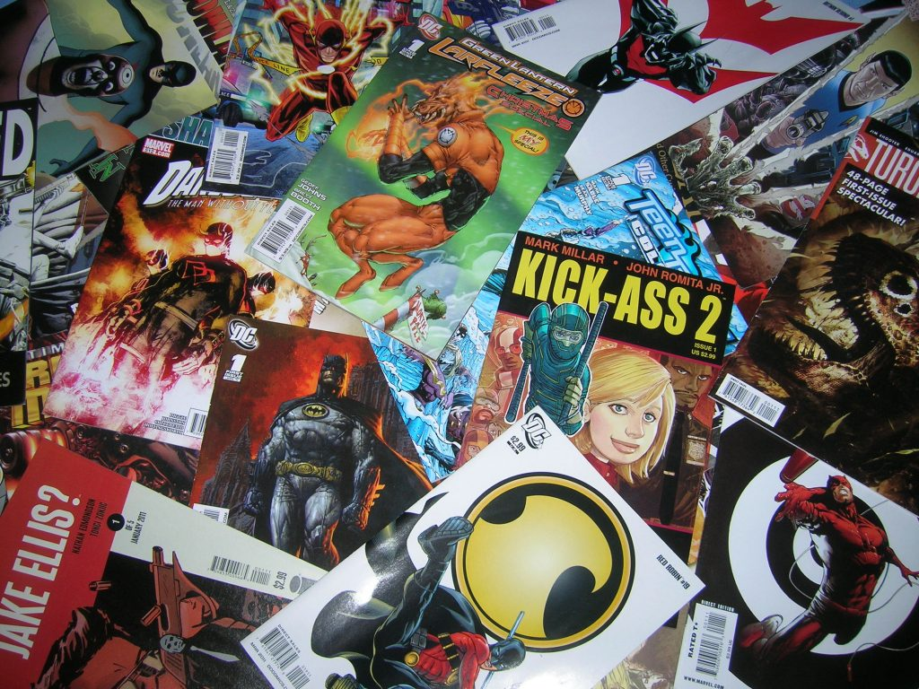 Check out Our Free Comic Book Week Sale! Yes, a Week!