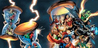 My Favorite Things About DC Rebirth #1
