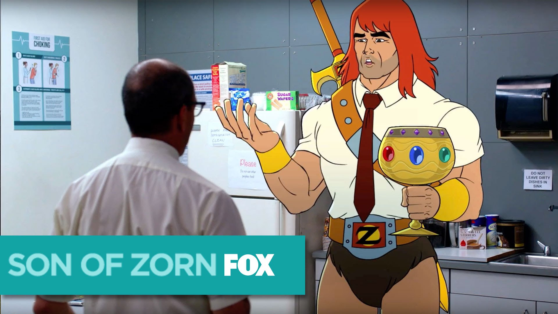 Ratings Review: SON OF ZORN (Season One)