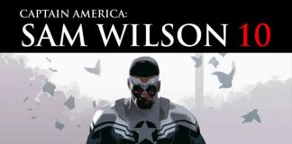Sam Wilson: Captain America #10 Review!