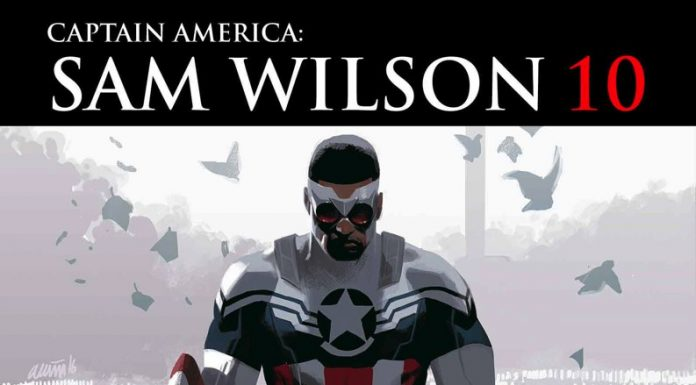 Sam Wilson: Captain America #10 Review!