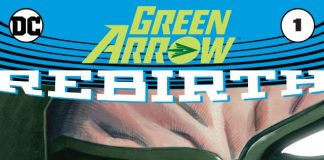 Green Arrow REBIRTH #1 Review