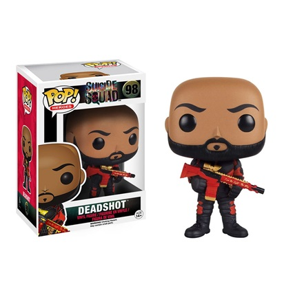 It's the Suicide Squad Bearded Deadshot Funko Pop Vinyl Figure!
