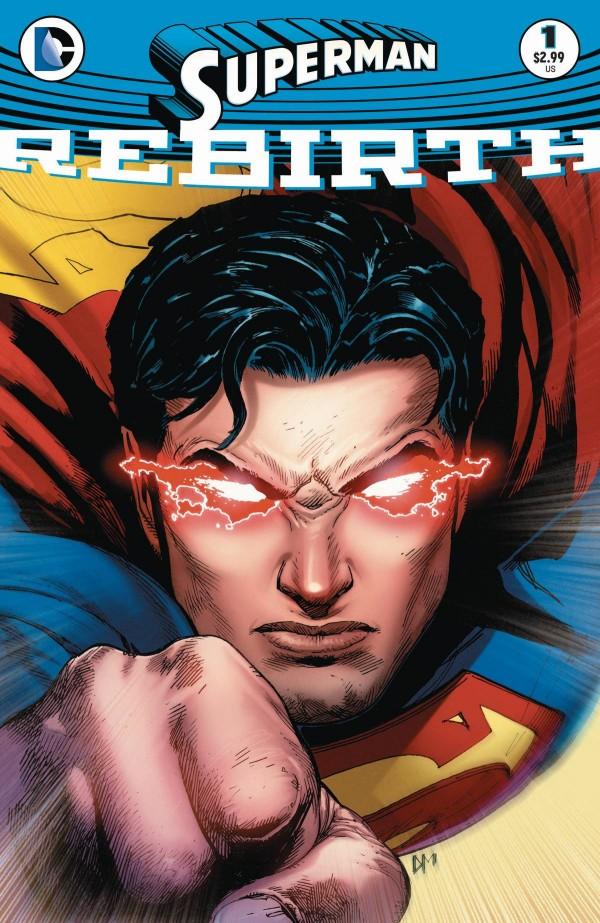 Superman REBIRTH #1 Review!