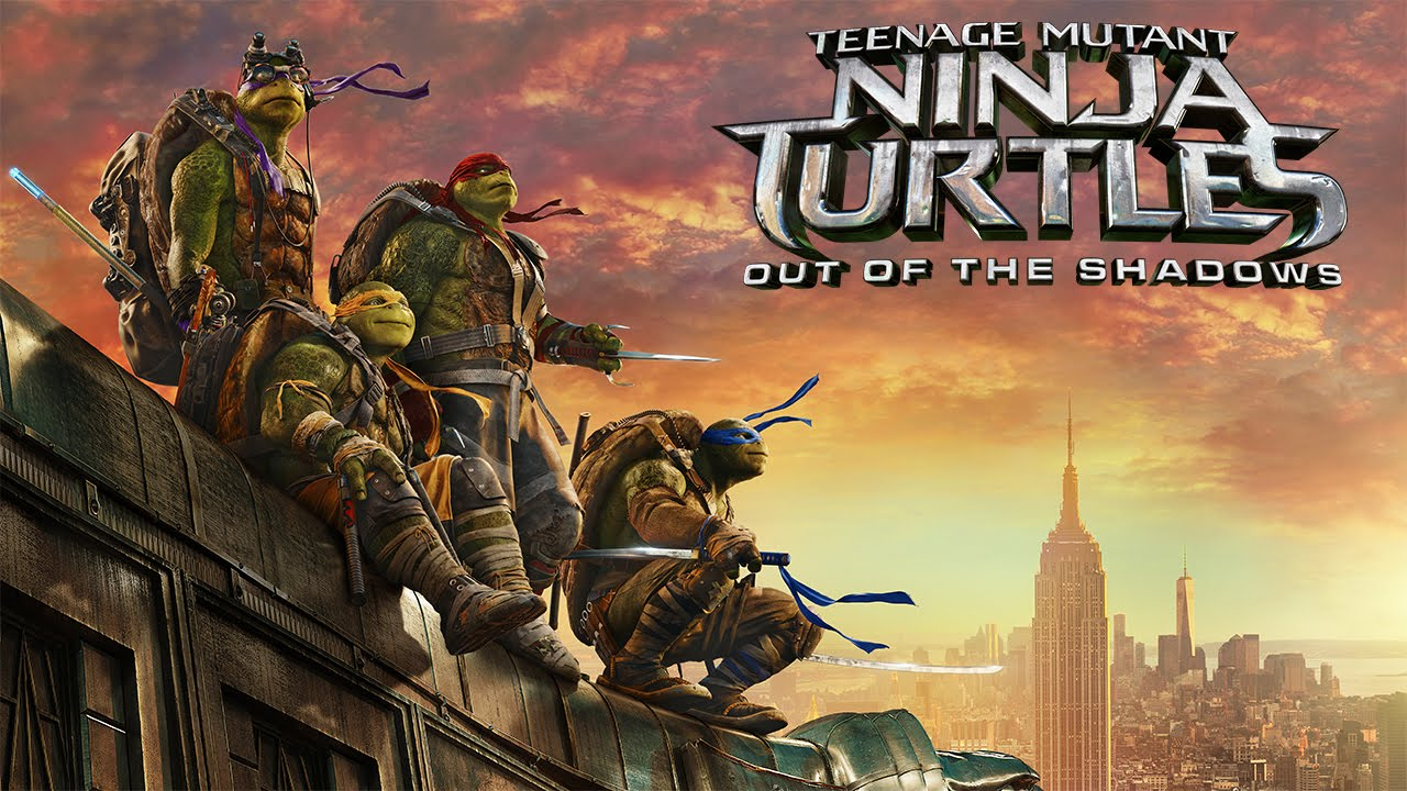 Teenage Mutant Ninja Turtles: Out of the Shadows Trailer Released!