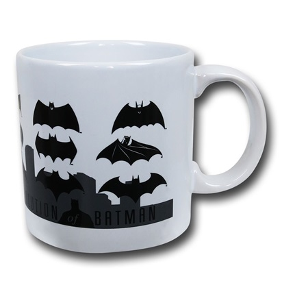 Check out Our Brand New DC Superhero Mugs!