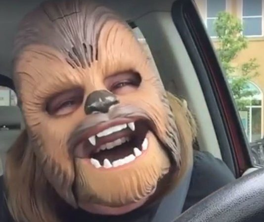 Chewbacca Mom Gets Action Figure from Hasbro