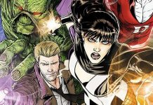 First Look at New DC Animated Film, Justice League Dark!