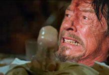 John Hurt and the Alien