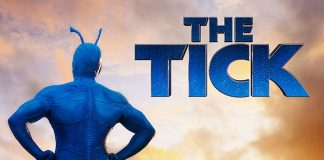 First Look at Peter Serafinowicz as THE TICK!